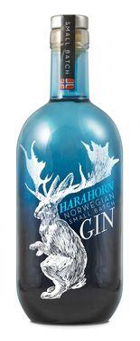 Vinmonopolet >>Brennevin>Gin >Harahorn Gin