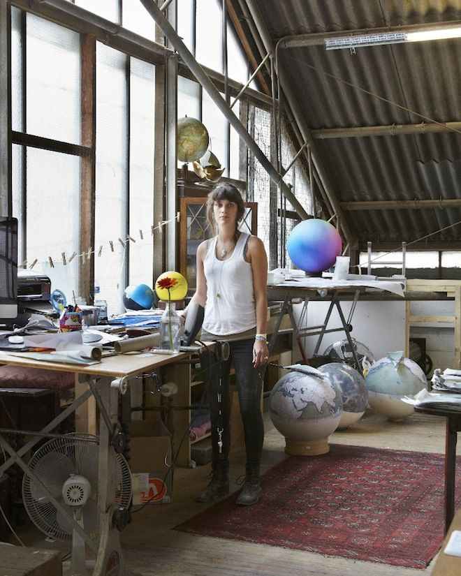 Meet the Craftsman Who Makes the World's Coolest Globes   WIRED