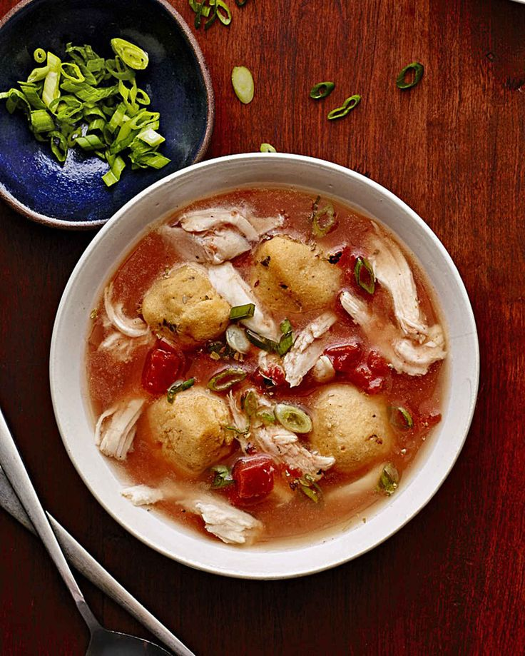 Masa Ball Chicken Soup - Rachael Ray Every Day