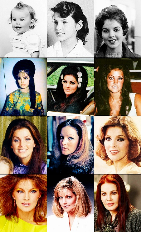 Priscilla - Over The Years