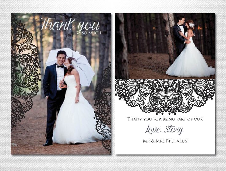 Wedding Thank you Cards Photo ~ Vintage Wedding ~ Wedding Thank you Cards ~ Wedding Lace ~ Printed Invitations ~ Rustic Lace Thankyou by LoveStoryInvitations on Etsy https://www.etsy.com/au/listing/268786742/wedding-thank-you-cards-photo-vintage