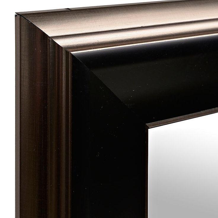 Black Full Length Mirror, 18x53 | Kirklands