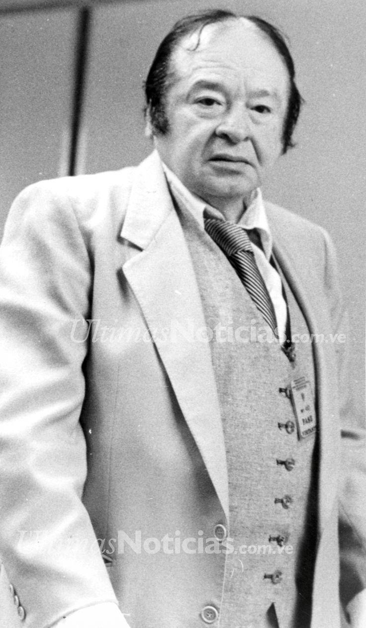 Virgilio Trómpiz, pintor venezolano, nació el 5 de enero de 1927 en Coro, estado Falcón falleció en Caracas el 3 de septiembre de 2012. Foto Archivo Fotográfico/Grupo Últimas Noticias.
