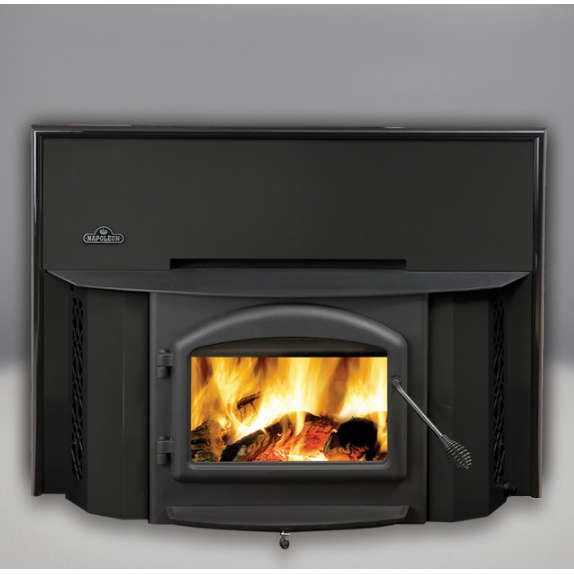 Napoleon's EPI-1402 Deluxe EPA Wood Burning Fireplace Insert ships free from Rockford Chimney Supply with a lift gate. Start heating your home economically!