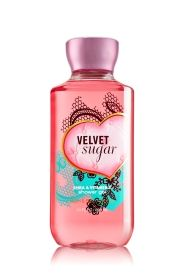 Velvet Sugar Shower Gel - Signature Collection - Bath & Body Works