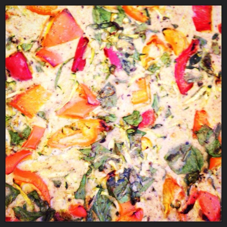 Abstract expressionism or tart from our cafe?:)