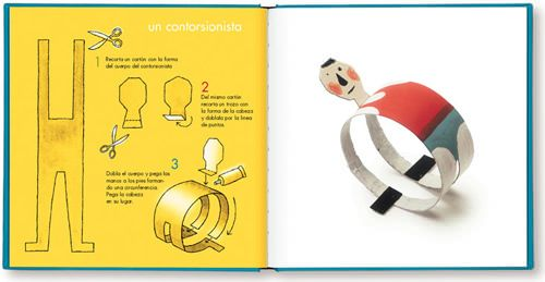Amazing Book of DIY Circus Characters