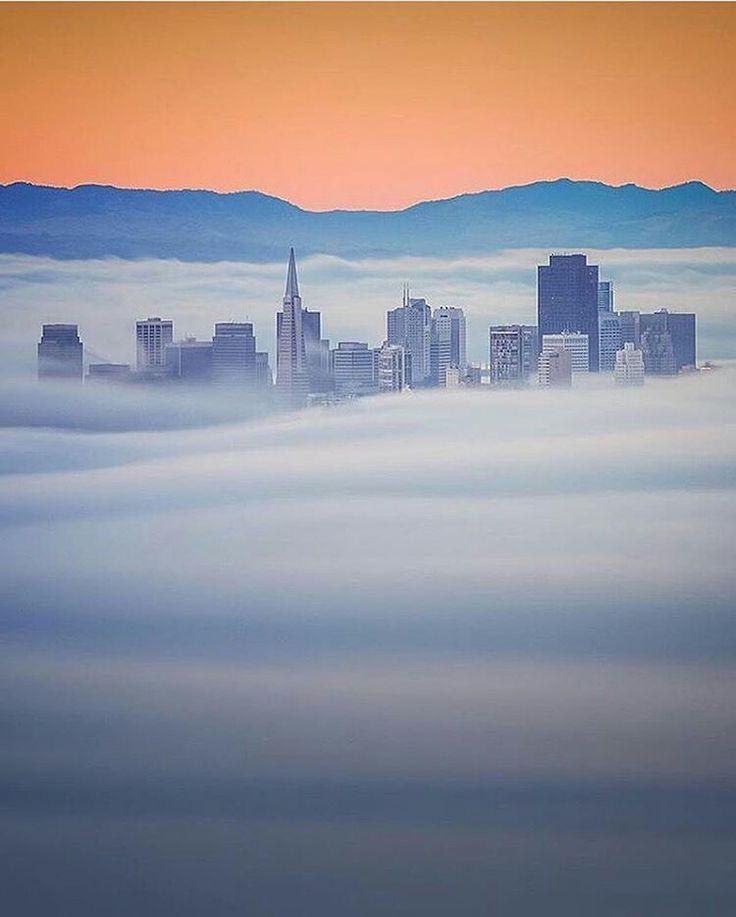 Karl the Fog by Toby Harriman @tobyharriman by San Francisco Feelings