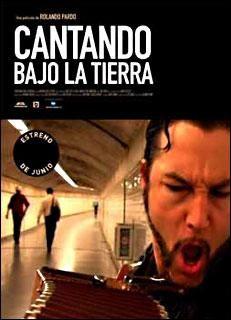 Director: Rolando Pardo | Reparto: Documentary | Género: Documental | Sinopsis: Chema, un músico silbador que toca en el metro, comienza a buscar a su viejo amigo cubano el cantante de boleros Boby del Palmar, por todas las estaciones del metro de Madrid. Así, conocemos la vida de los músicos del metro, de una cantidad de inmigrantes de Europa y ...