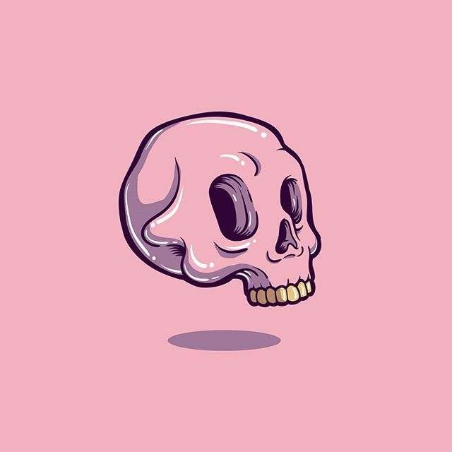 Bubblegummers doodle version. . Chew gummy head on a pinky, took a jack d or drag a wishkey, y'all people take any risky, besides we brought only one key . . #doodle #art #artwork #drawing #illustration #dkv #badazuniverse #pink #skull #bubblegum #latepost #oldstuff #oldwork #unreleased #cute #animation #design #vector #vectorart #simple #singledoodle #rad #exclusive #digitalart #arts_promote #visforvector