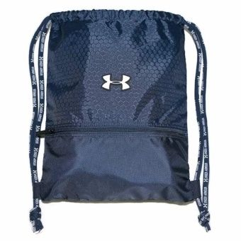 Buy UNDER ARMOUR Drawstring Bag Pack basketball swimming outdoor gyming hiking(Dark blue) online at Lazada. Discount prices and promotional sale on all. Free Shipping.
