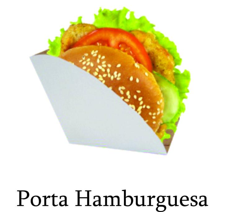 Porta Hamburguesa