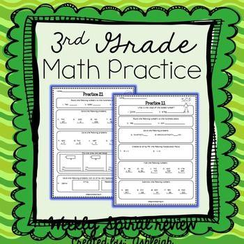 684 best Kids Math Grade 3 images on Pinterest | Math activities ...