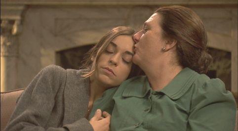 Rosario y su hija Mariana