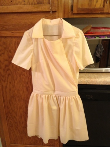 How to make a Rockford Peach costume!!!