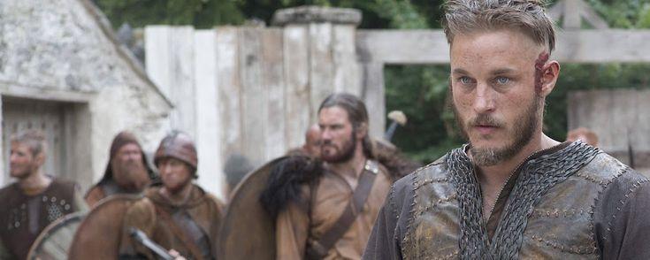"CULTURA ESCANDINAVA: ""Vikings"", la nueva serie de TV"