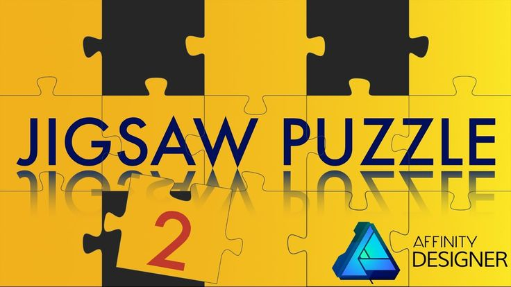 In the second part of my jigsaw puzzle, I will show you how to export the individual puzzle pieces in one operation using Export Persona in Affinity Designer.  1st part of the tutorial: https://youtu.be/rpbQUSYNCfo