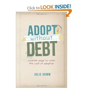 Adopt without debtAdoption, Future Reference, Creative, Debt, For The Future, Book, Baby, Costs, July Gumm