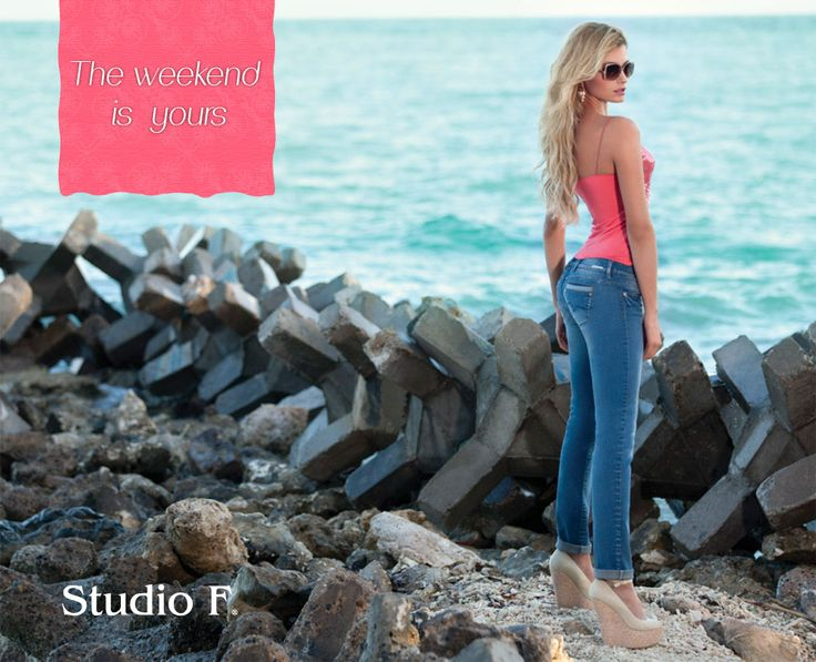 Studio F #Venezuela #moda #belleza