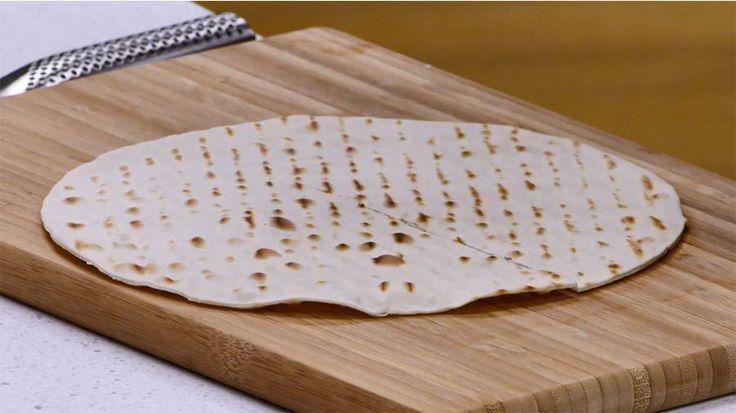 Piadina (Italian flatbread)