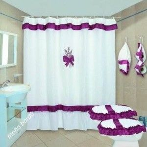 Cortinas de baño 5 Más
