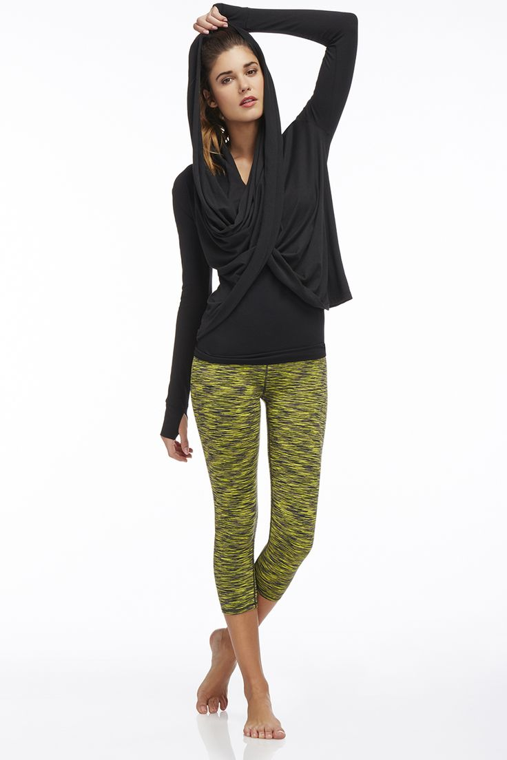 Wild - How would you style the Austin Wrap? The possibilities are endless!