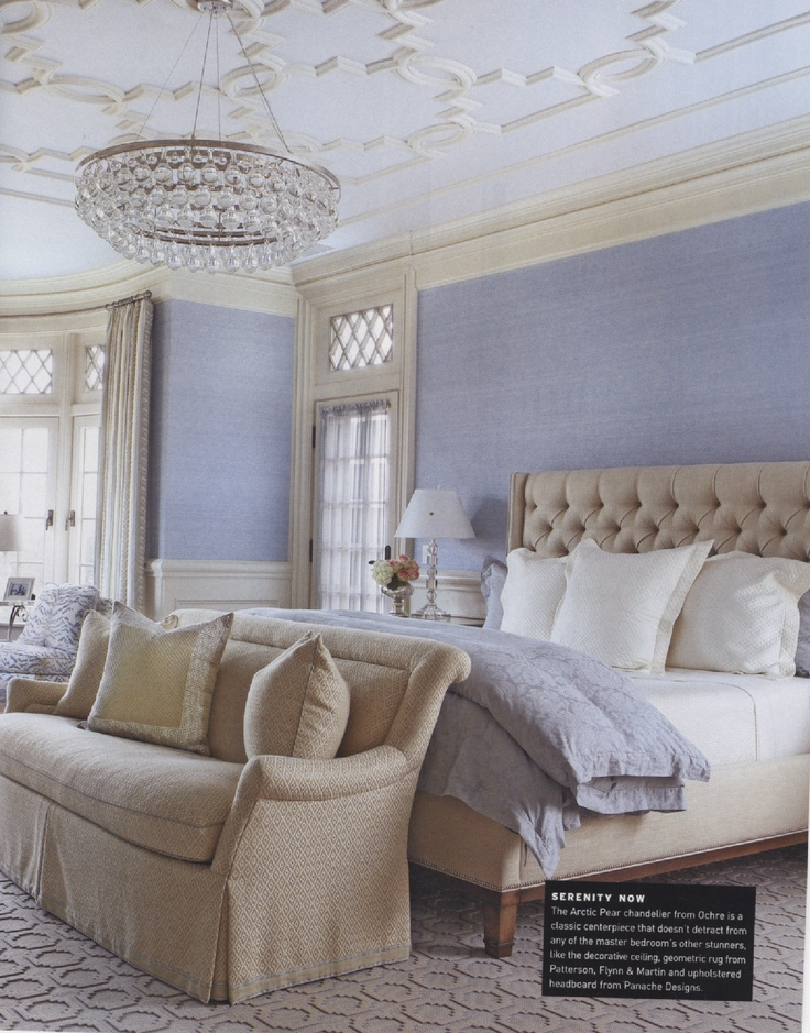 Im Not Usually A Lavender Person Nor Big Ol Scary Jacobean Revival The Jewel Of Light Fixture Illuminating This Fabulous Room Is From OchreRug