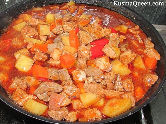 Pork menudo recipe mama sita