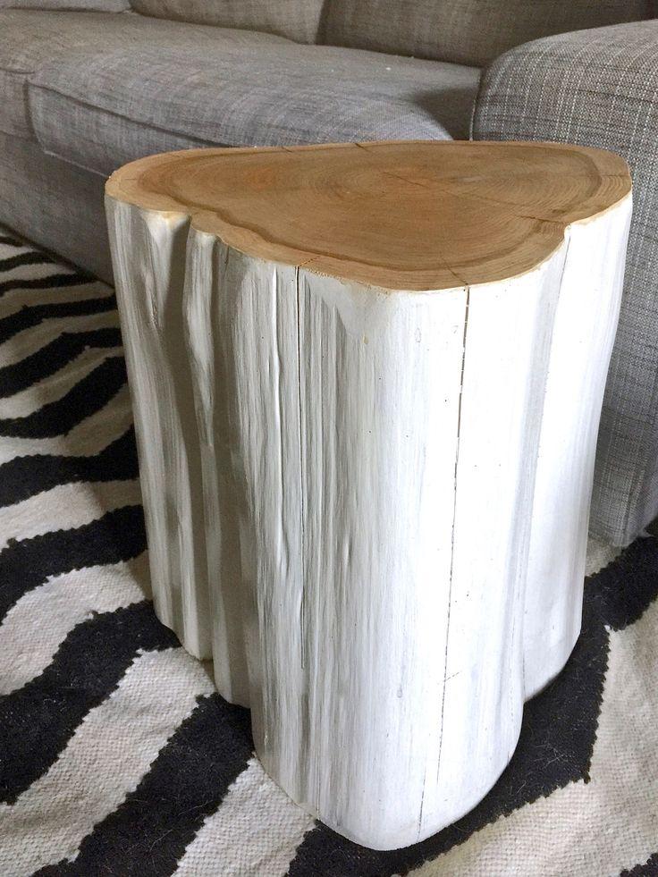 17 meilleures id es propos de tranches d 39 arbres sur pinterest rondelles de bois peinture. Black Bedroom Furniture Sets. Home Design Ideas
