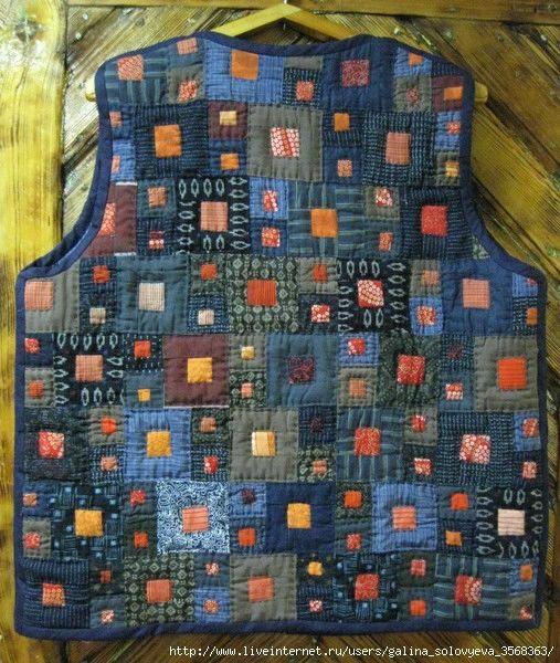Печворк в одежде.. Обсуждение на LiveInternet - Российский Сервис Онлайн-Дневников