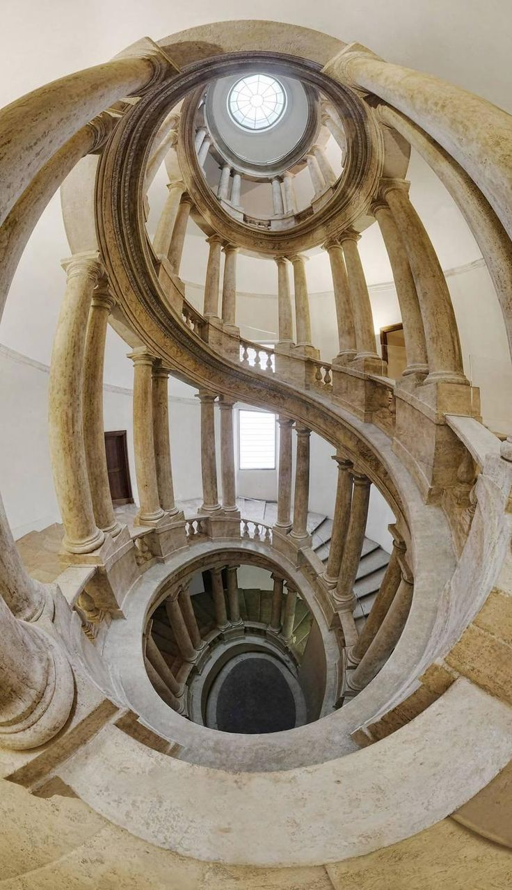 Amazing Staircase.