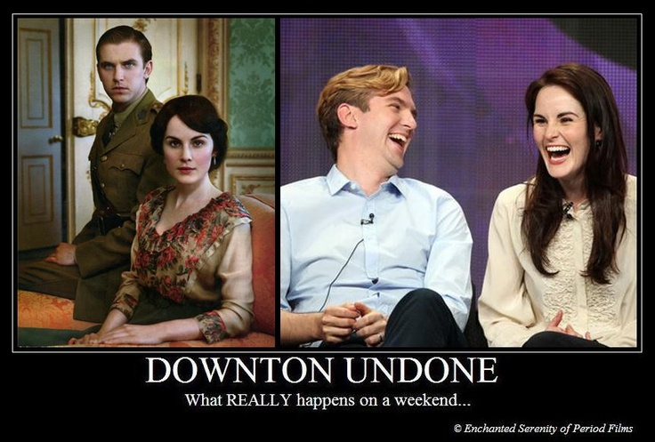 """""""Downton"""" Undone."""