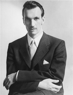 """Jan Karski (24 April 1914 – 13 July 2000) was a Polish World War II resistance fighter [...]. In 1942 and 1943, Karski reported to the Polish government in exile and the Western Allies on the situation in German-occupied Poland, especially the destruction of the Warsaw Ghetto, and the secretive Nazi extermination camps."""