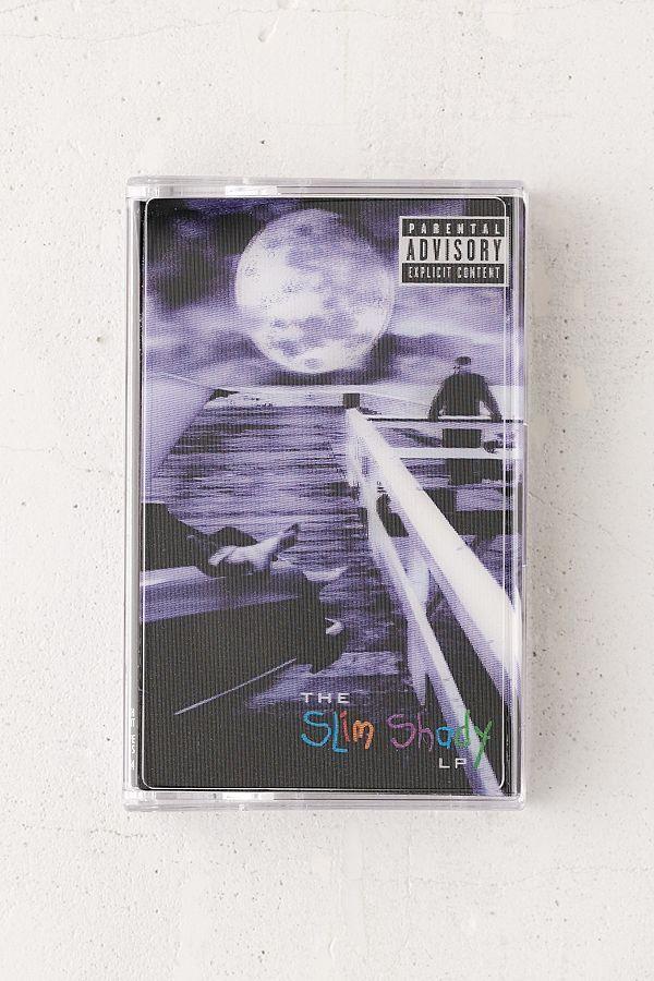 Slide View: 1: Eminem - The Slim Shady LP Cassette Tape