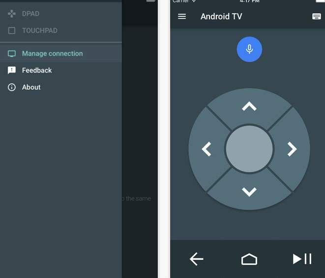 AppsUser: Android TV para iOS