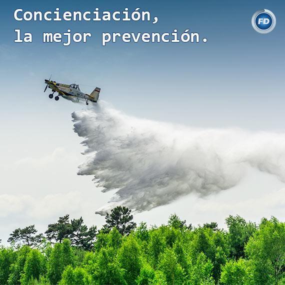 Concienciación y educación a los más pequeños,la mejor prevención contra los #incendios ►http://bit.ly/1Nuf9Rd