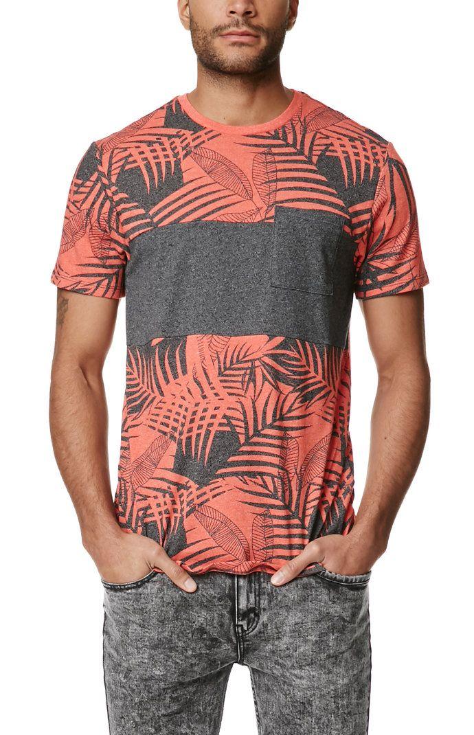 Atticus Pocket Crew T-Shirt