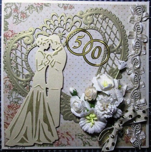 50 jarig huwelijk