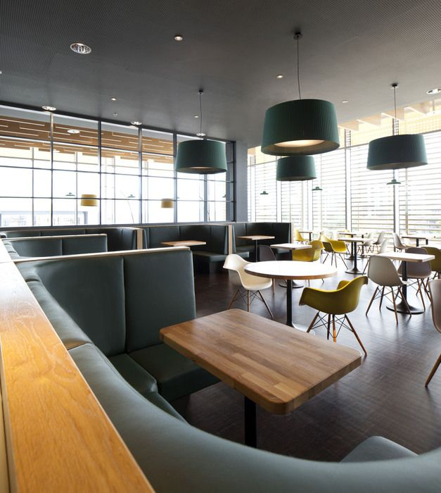 Restaurant or bar:      M Tasting Cafe  |        Lead designer:      Kiwi and Pom  |        Category:      Restaurant or bar in a retail space