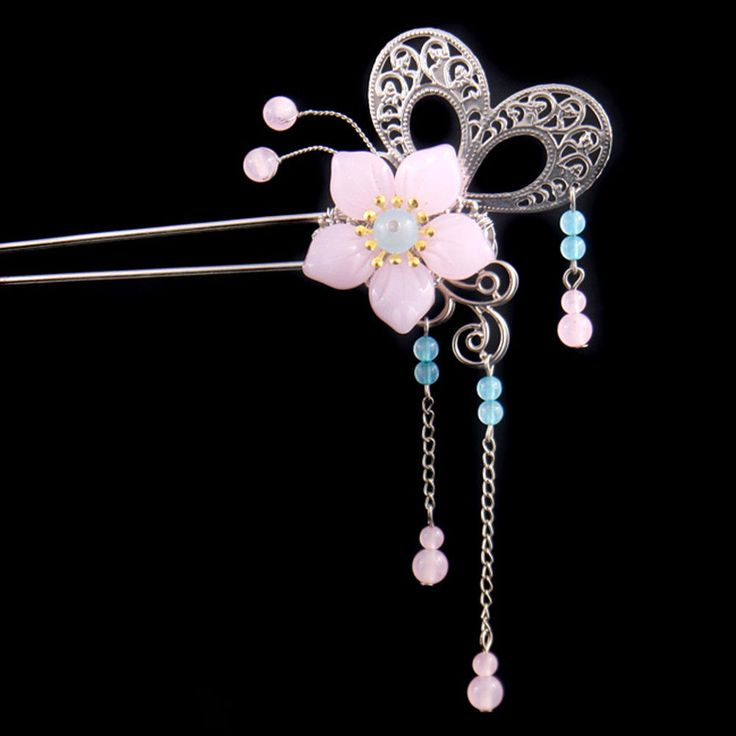 Chinese Empresses in The Palace Princess Classical Hairpin Hair Clip Step Shake   eBay