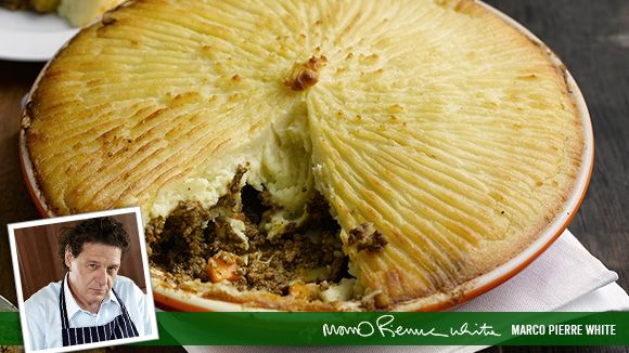 Marco's Gourmet Cottage Pie Recipe – Knorr® UK
