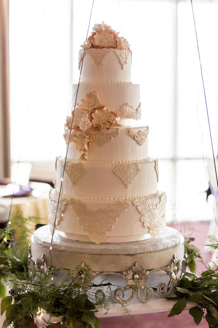 Suspended Cake Sweet ToothVirginia BeachBeach WeddingsCakesFood