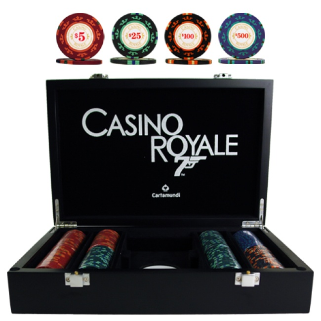 casino royale pokerkoffer