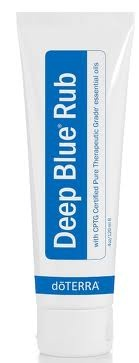 doTERRA Deep Blue rub. AWESOME for body aches and pains.