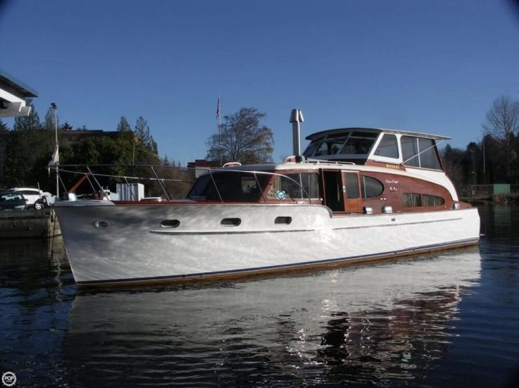 1949 Chris Craft 46 Double Cabin Flybridge Seattle WA for Sale 98125 - iboats.com
