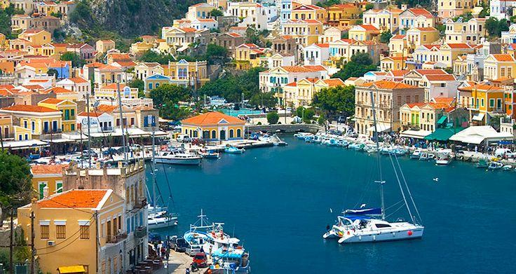 Simi Adası, Yunanistan