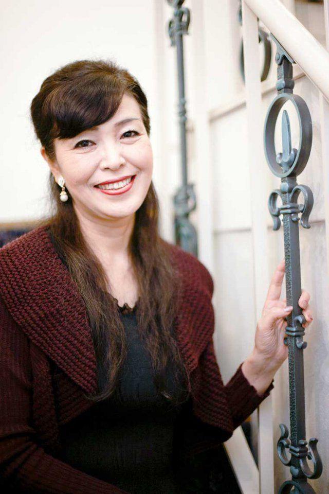 Riyoko Ikeda (池田 理代子)