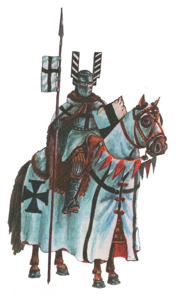 Картинки рыцарей ливонского ордена