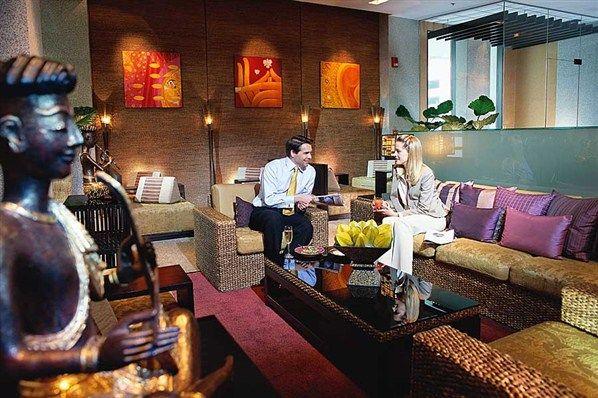 Thai Airways Royal First Class Lounge Bangkok Airport #frequentflyer