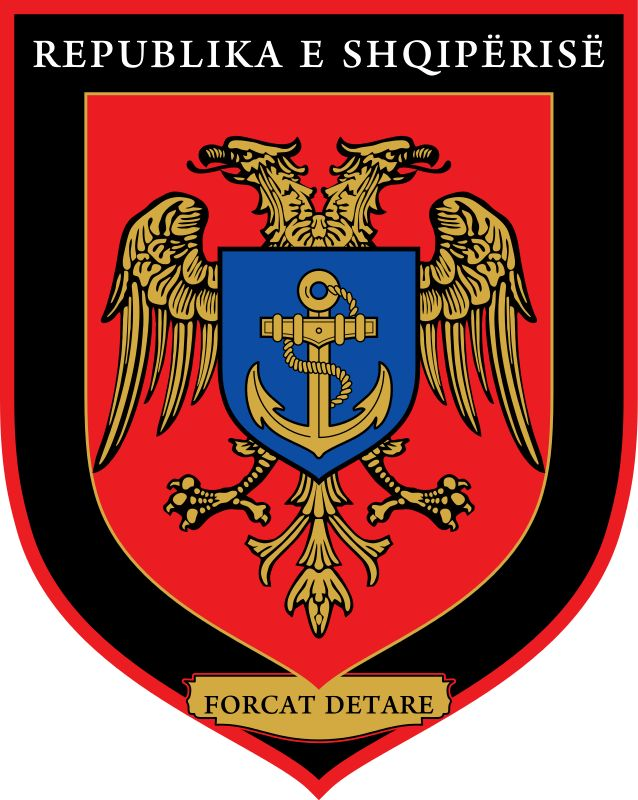 Albanian Naval Force, is the naval branch of the Albanian military. The vessels of the Albanian Navy Force are mostly patrol craft and support craft, most of which were donated by Italy and the United States. Most former Soviet or Chinese boats have been retired from service.